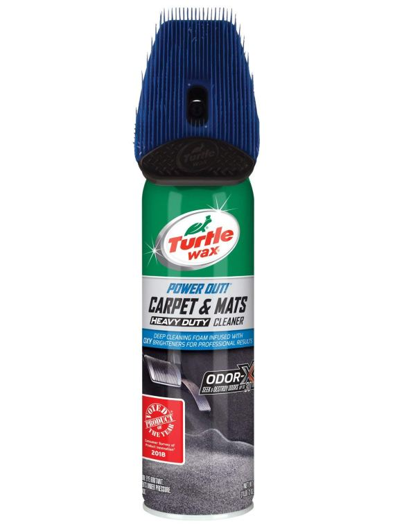 POWER OUT CARPET CLEANER