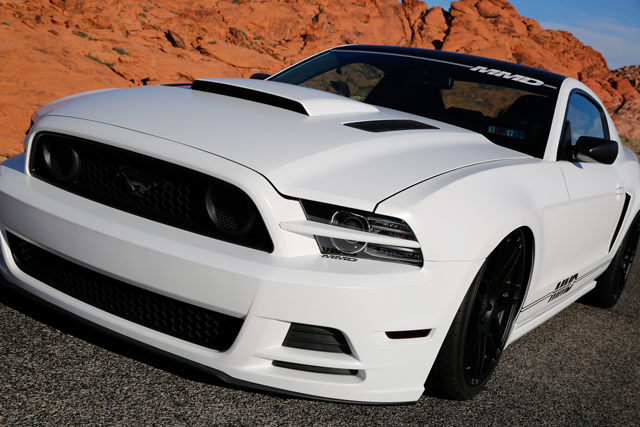 MMD_mustang_contest