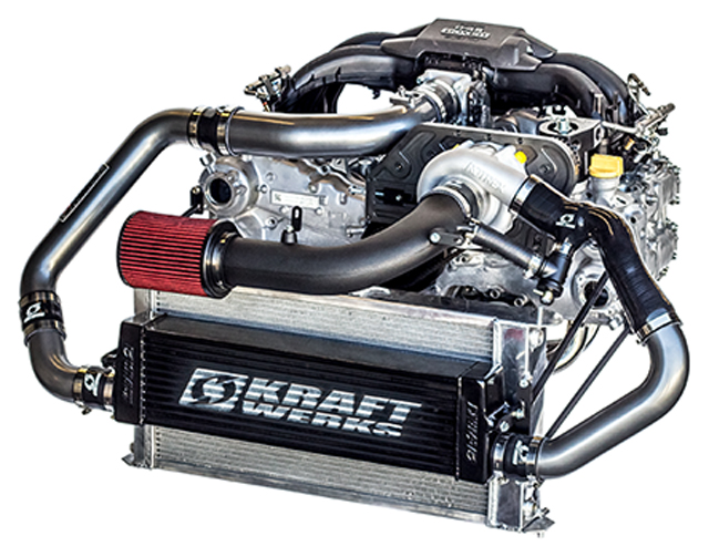 Hype: Kraftwerks Releases CARB Legal Supercharger Kit For BRZ/FR-S