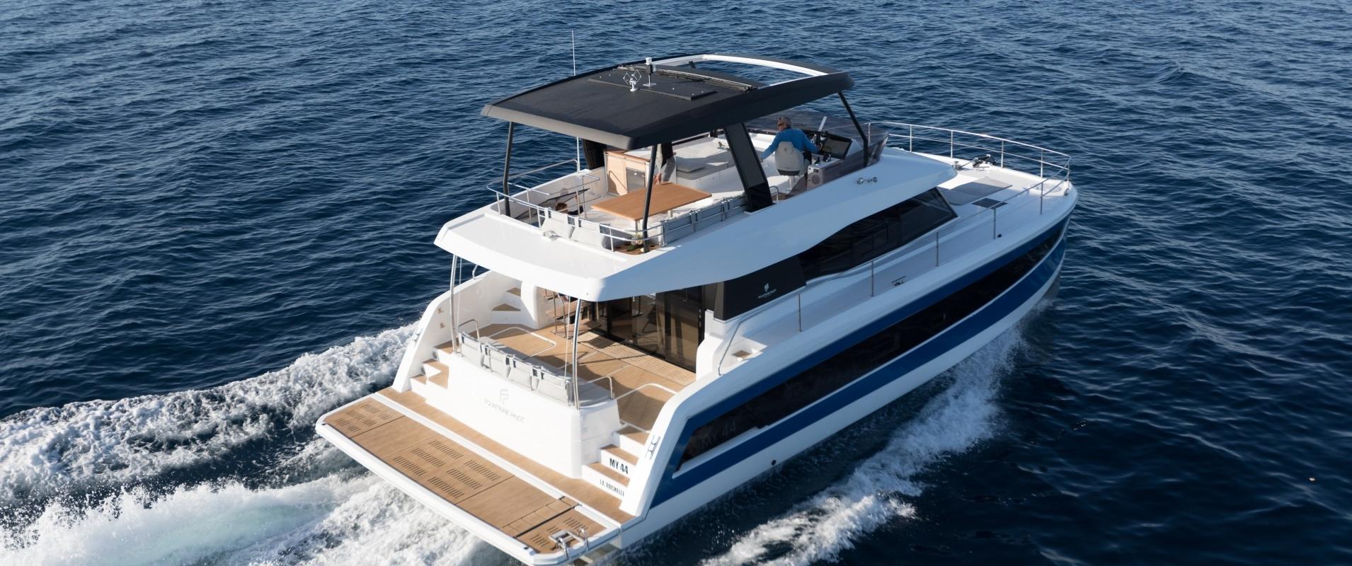 Catamaran Power Hull Plans
