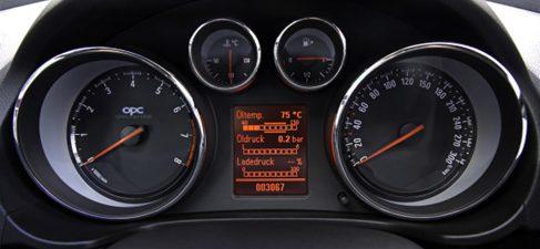 Tacometro Opel Unlimited