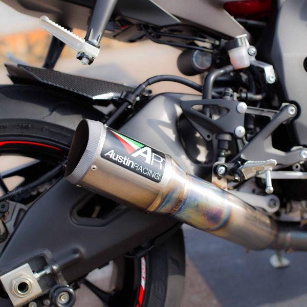 Austin Racing Exhaust on Yamaha R1_IG.@ohsnap_its_snap_ - S.N.A.P Photography