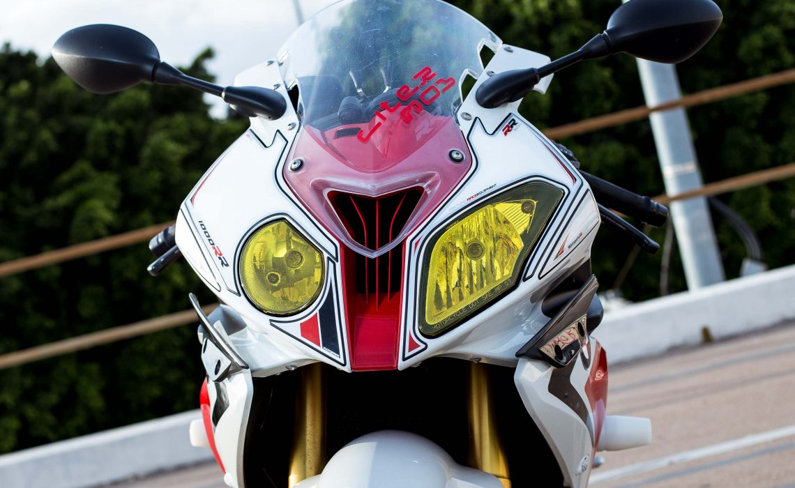 BMW S1000RR Headlights