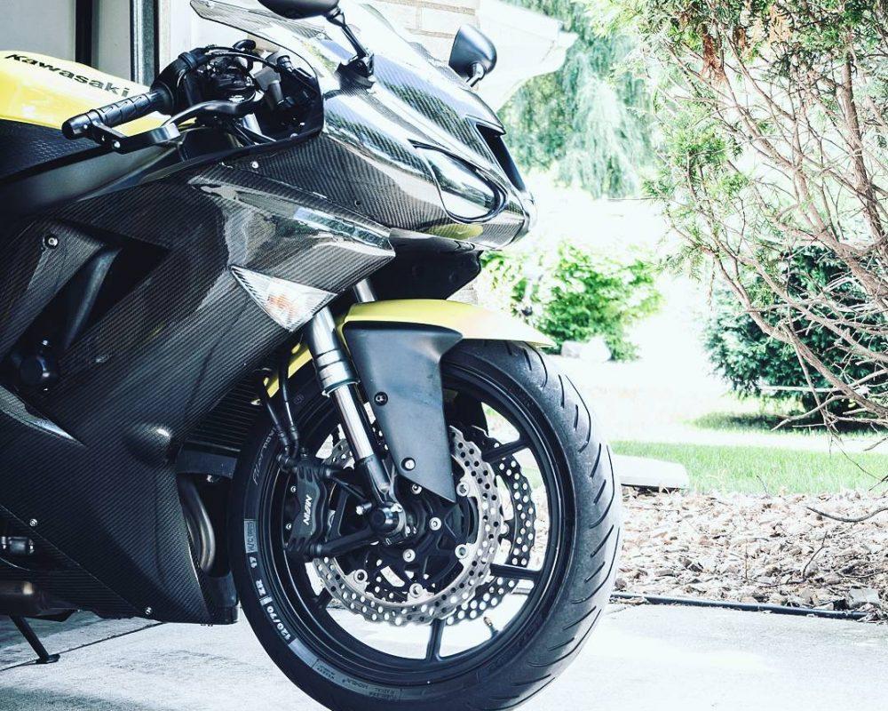 Kawasaki Ninja ZX6R_IG.@thefrenchrider_825