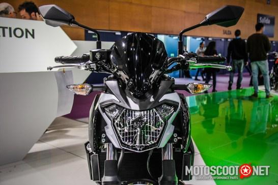 VIVE LA MOTO MADRID 2018. STAND MOTOSCOOT.NET V