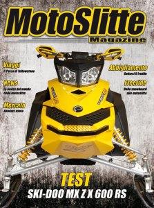 Motoslitte n° 28
