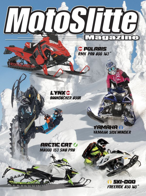 Motoslitte n°62