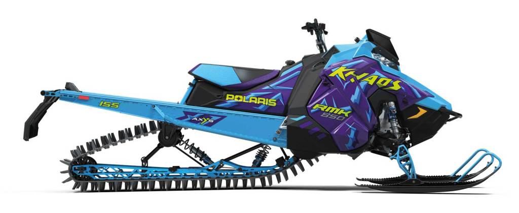 "Polaris RMK 850 Khaos 155"""