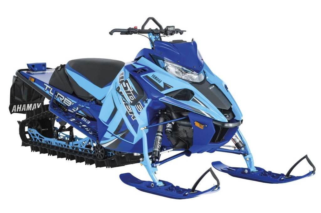 TEST Yamaha Sidewinder M-TX LE 153