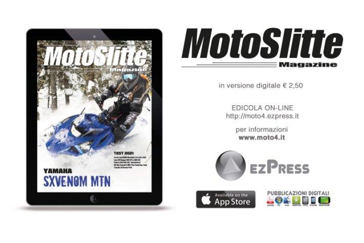 Motoslitte n°75 in digitale