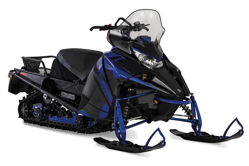 test Yamaha Transporter 800