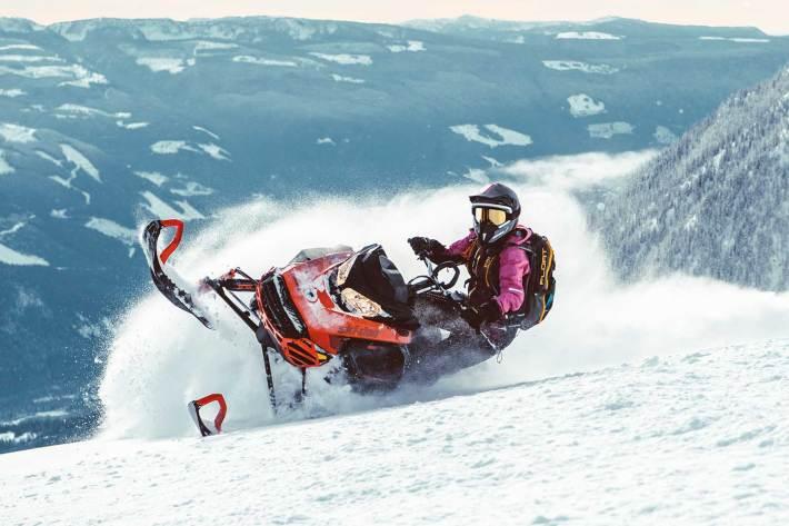 ski-doo Summit SP 850 E-Tec 154