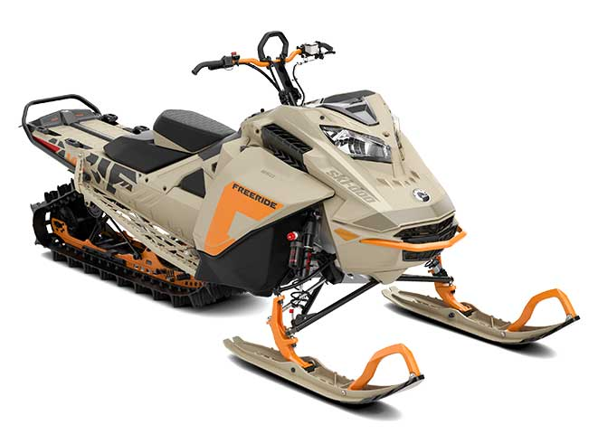 Freeride 850 E-Tec 850 Turbo