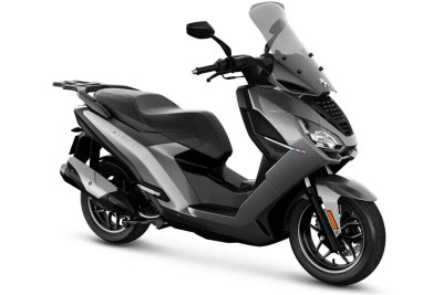 Peugeot Pulsion 125 ABS Gris anthracite