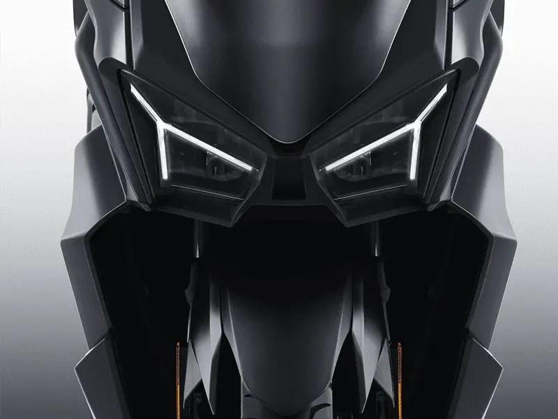 Face avant leds Sym Jet X 125 2021