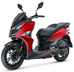 Sym Jet 14 125 LC ABS Euro 5 Rouge