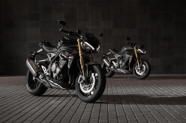 Ecco la nuova Triumph Speed Triple 1200 RS