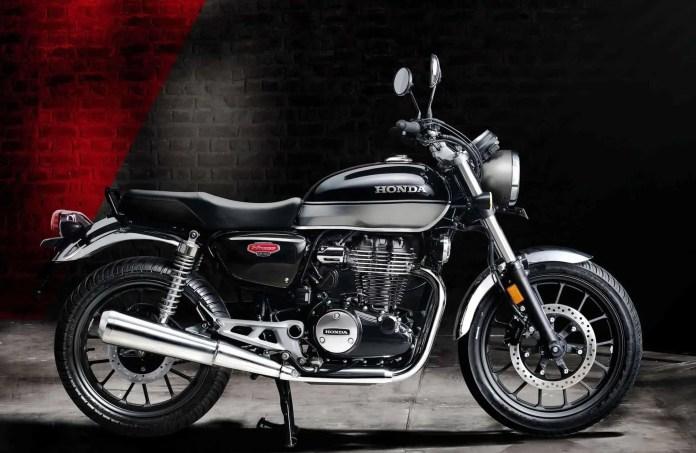 Honda H'ness cb350 Dlx Pro