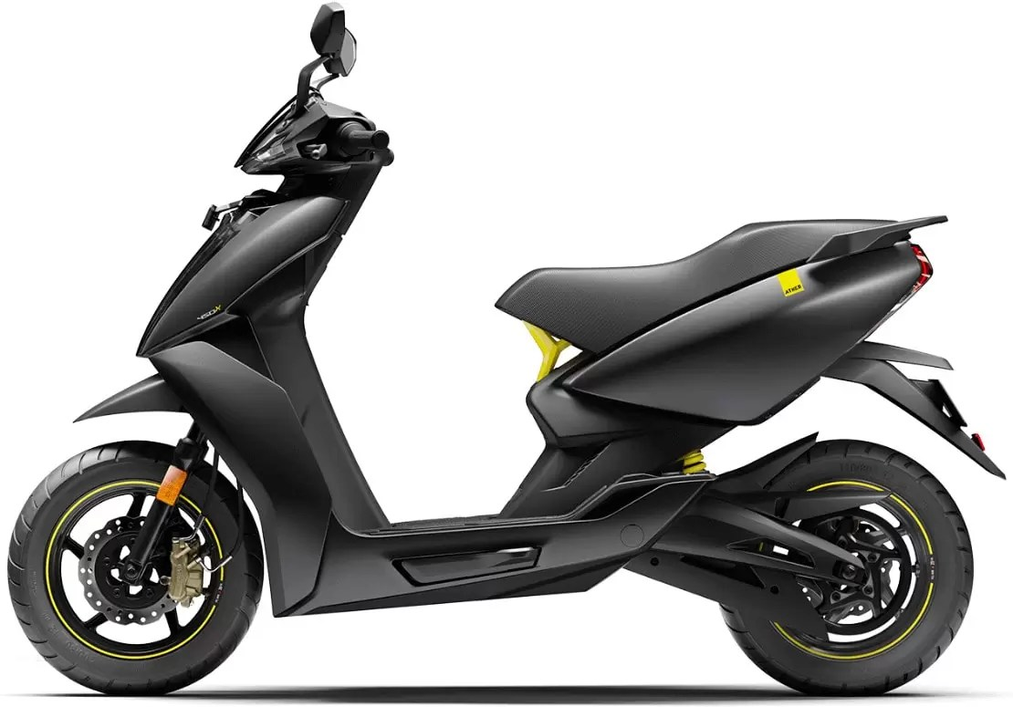 Ather 450x grey