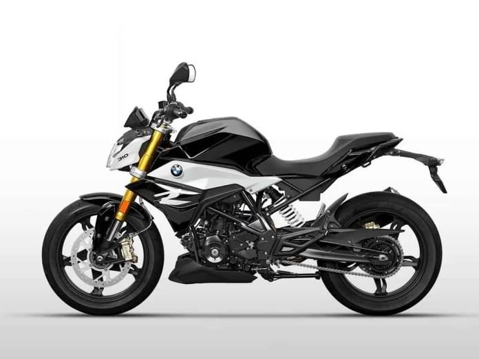 BMW G 310 R Cosmic black
