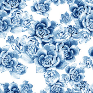 Fig. B. Fleurs qui poétisent.