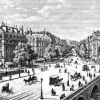 Faire la rue Michel [fɛʁ la ʁy miʃɛl]