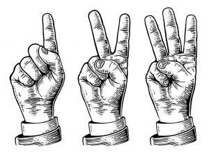 Fig. D. 1, 2, 3, six, quatre, deux.