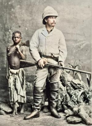 Ne pas nous rendre le Congo