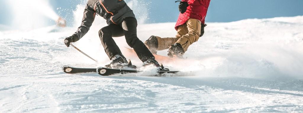 Piste da Discesa e Snowboard