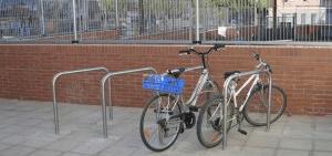Nou aparcament de bicicletes!
