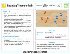 Beanbag-Treasure-Grab