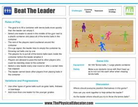 Beat-the-Leader