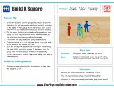 Build-A-Square