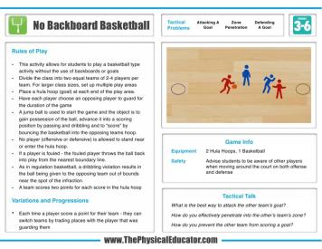 No-Backboard-Basketball