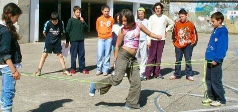 Chinese jump rope tutorial ... o com saltar a gomes