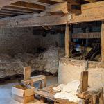 Moulin à papier artisanal