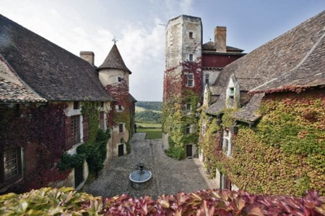 Medieval Chateau With 120 Ha For Sale Dordogne France