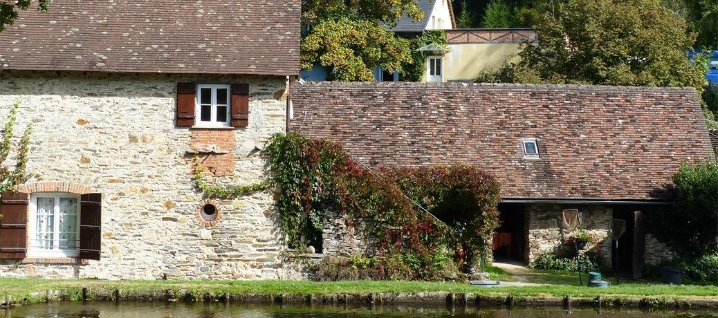 Les hébergements et les salles à louer du Moulin Authier