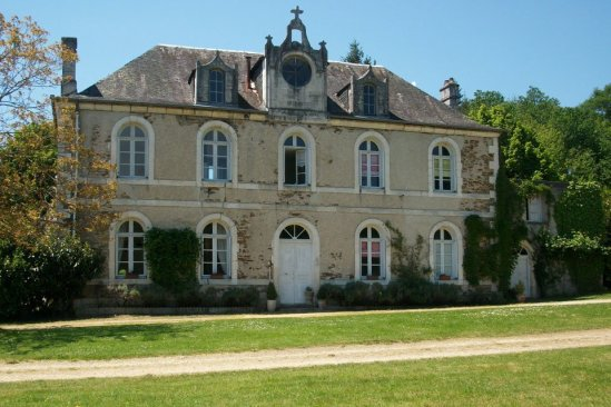 Le Prieuré de Coussac-Bonneval