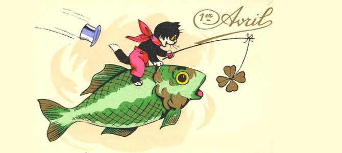 1er Avril : Fête du poisson au Moulin Authier