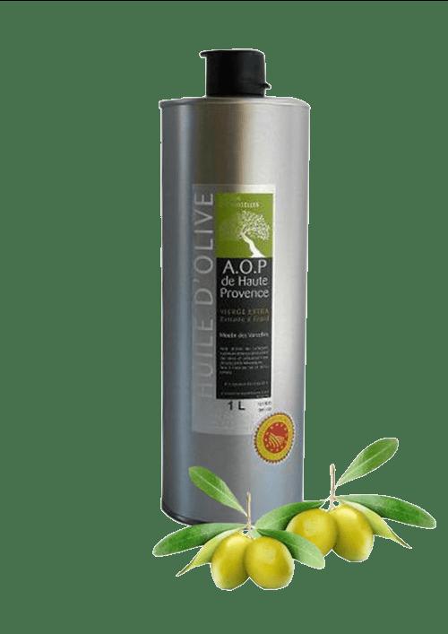 L 39 huile d 39 olive de haute provence for Huile d olive salon de provence