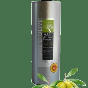huile d'olive AOP de haute provence