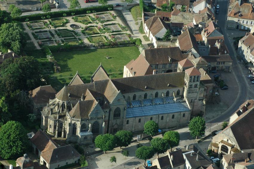 Souvigny Grand Site Clunisien Moulins Allier Auvergne