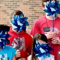 Moultrie County Health Department Honors Child Abuse Awareness Month
