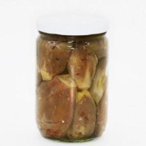 Eggplants stuffed with walnuts and chili ( Makdous) – 800 grs –