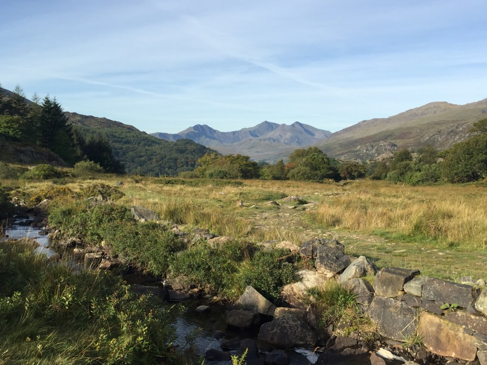 Crimpiau and Snowdon, Snowdonia