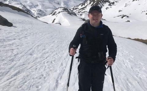 Kieran Pearson Mountain Water Expeditions