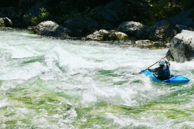 Mountain Water Expeditions Activities Kayaking