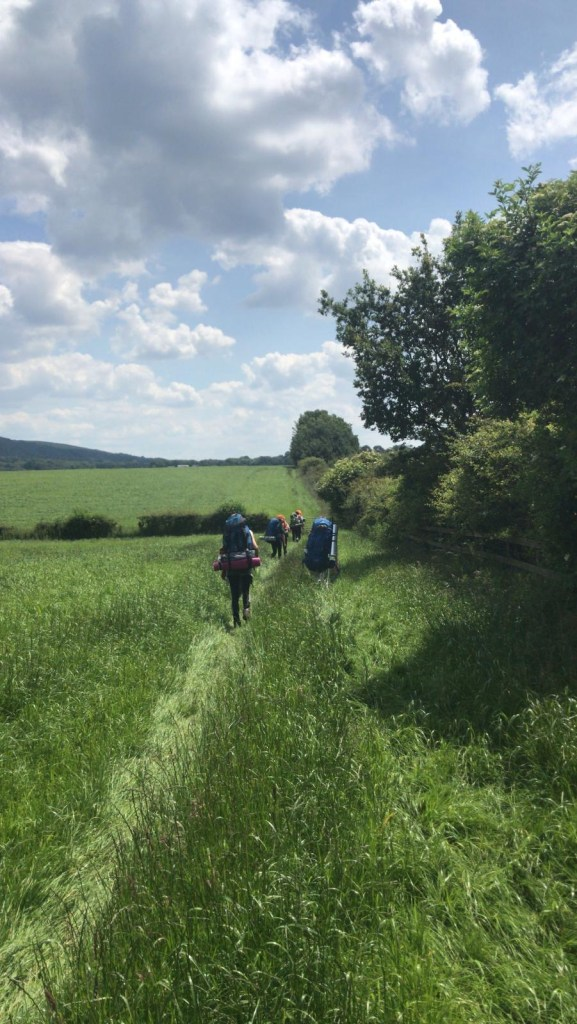 Mountain Water Expeditions, DofE Bronze Expedition [Walking].