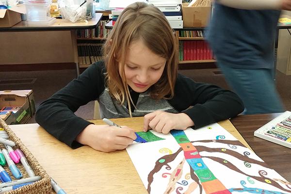 Art After School, amazing art classes for kids